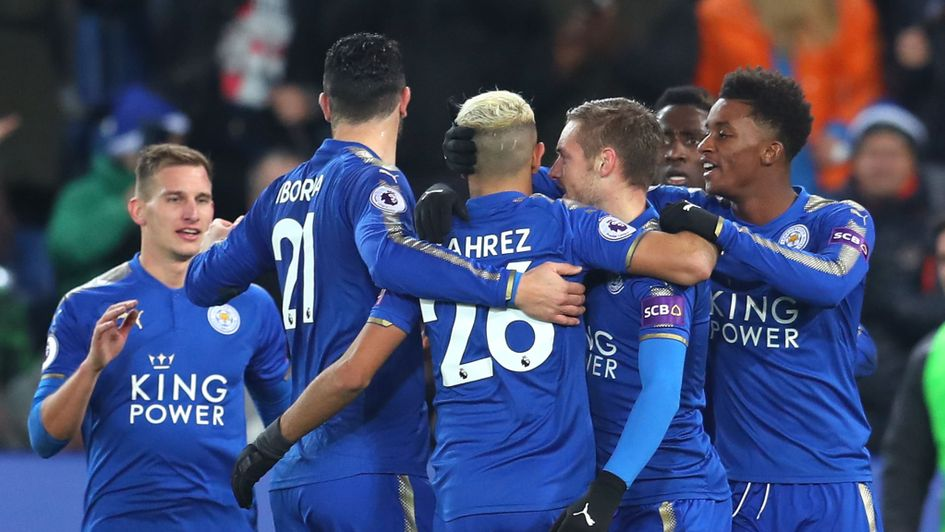Leicester can pick up another win at Watford