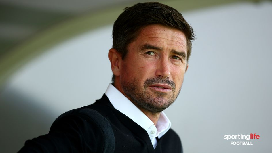 Harry Kewell is expected to take over at Notts County