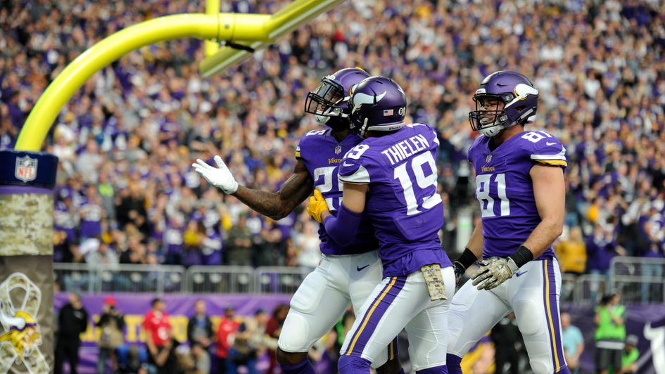 Minnesota can win their NFC North clash in Detroit