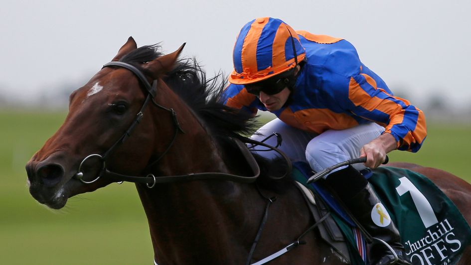 Churchill wins at the Curragh