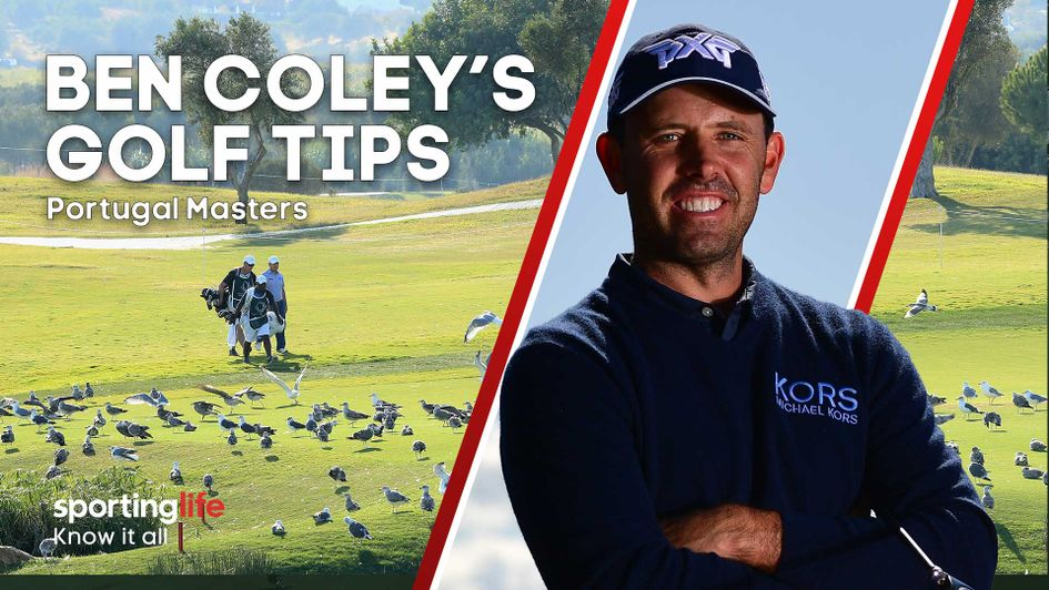da9bf58c7a51a Portugal Masters betting preview and tips from golf expert Ben Coley ...