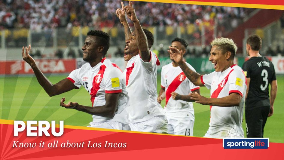All you need to know about Peru ahead of the World Cup