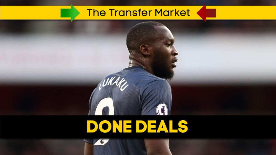 Romelu Lukaku has swapped Manchester United for Inter Milan