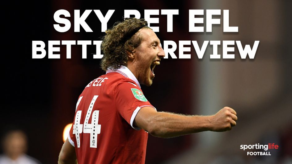 Our best bets for latest games in the Sky Bet EFL
