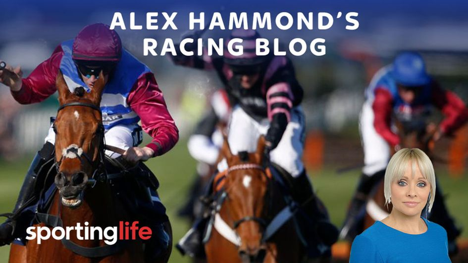 Alex Hammond's racing blog