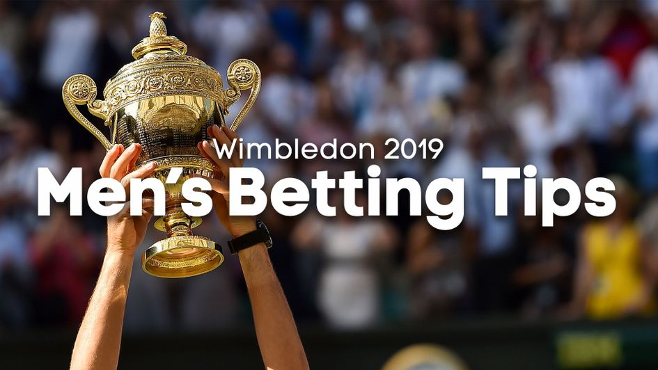 Who will be lifting the Wimbledon trophy on July 14?