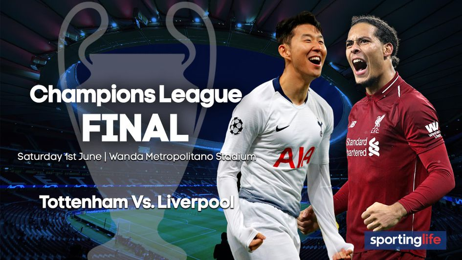 Tottenham Hotspur v Liverpool betting preview: Free