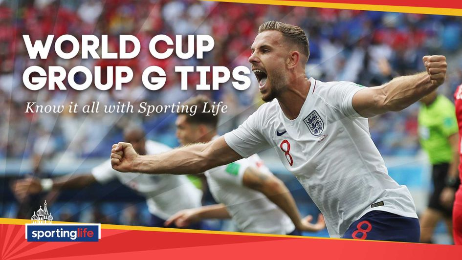 Will England finish top of Group G?