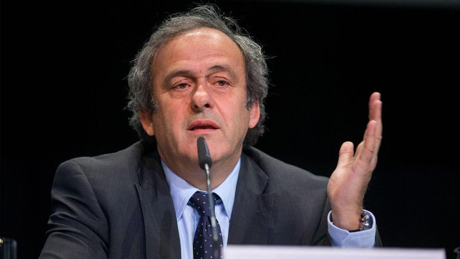 Michel Platini admits that 'a little trickery' was used for the France 1998 World Cup draw