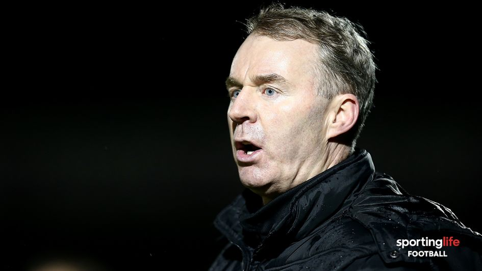 John Sheridan was appointed Carlisle boss over the summer