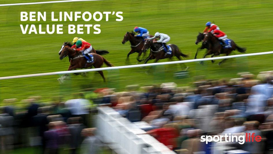 Free Value Bet Horse Racing Tips From Ben Linfoot For Saturday At