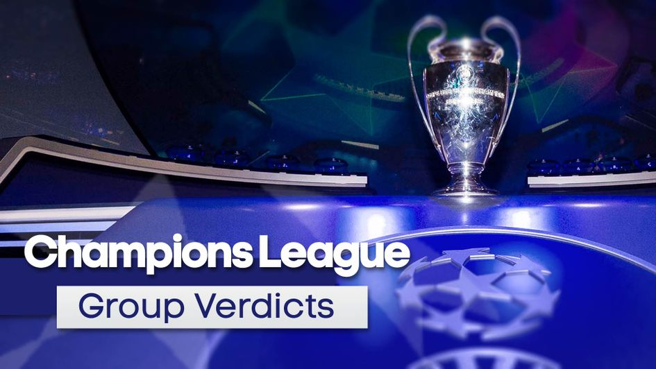 Champions League group verdicts: We look at how things stand in the Champions League groups