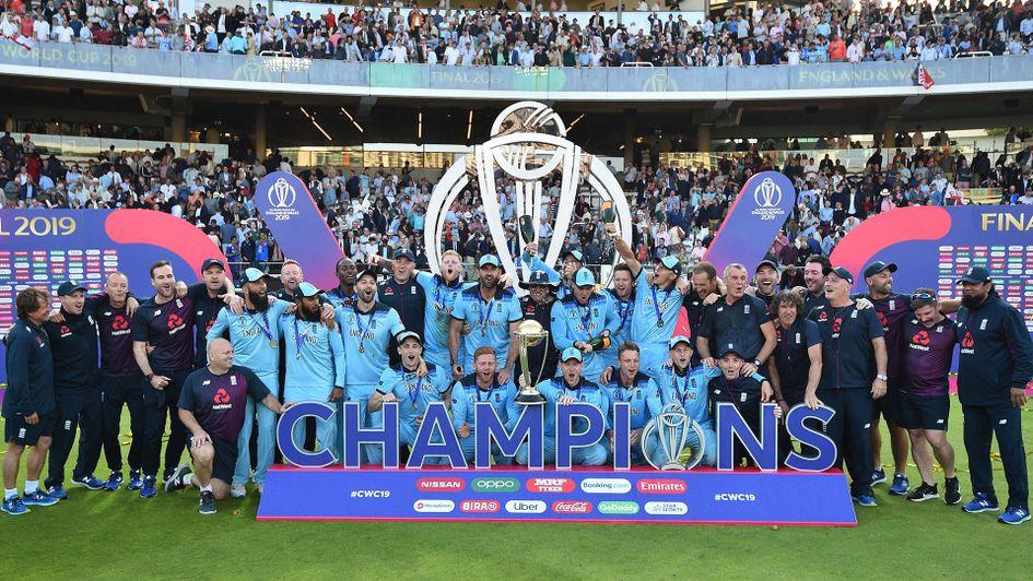 Watch England Win Stunning Cricket World Cup Final After