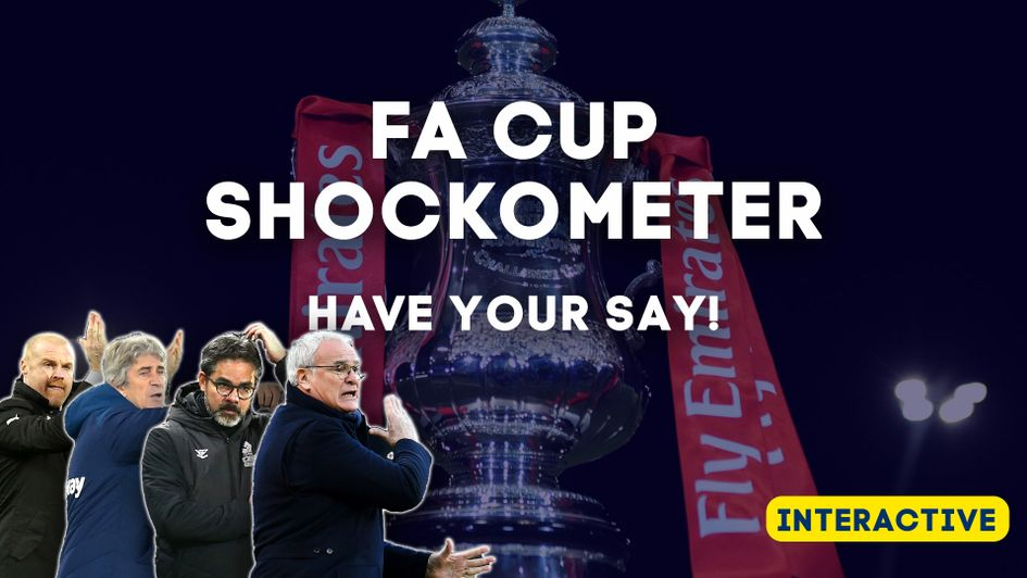 Vote in our interactive FA Cup Shockometer