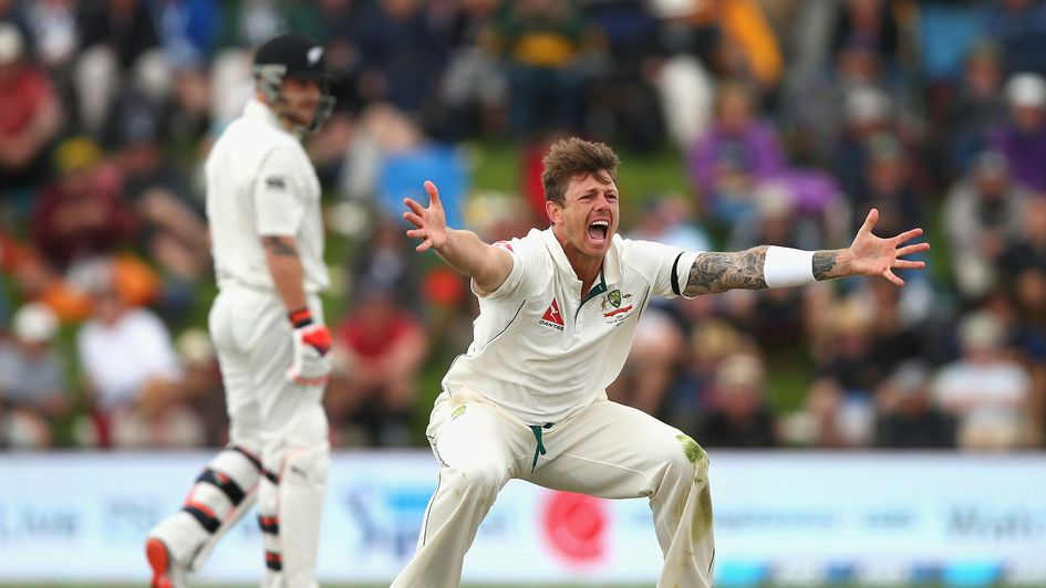 James Pattinson is struggling for fitness