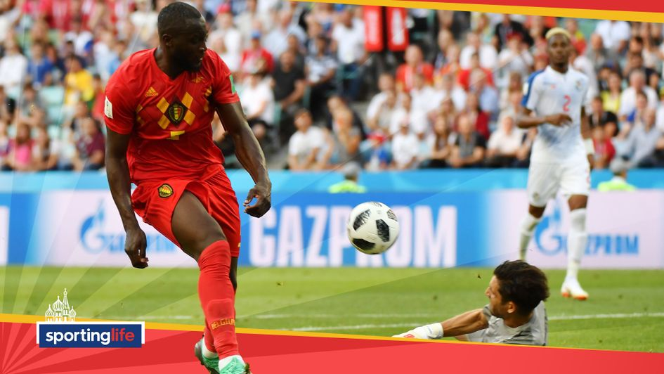 Romelu Lukaku has been in great form in front of goal for Belgium