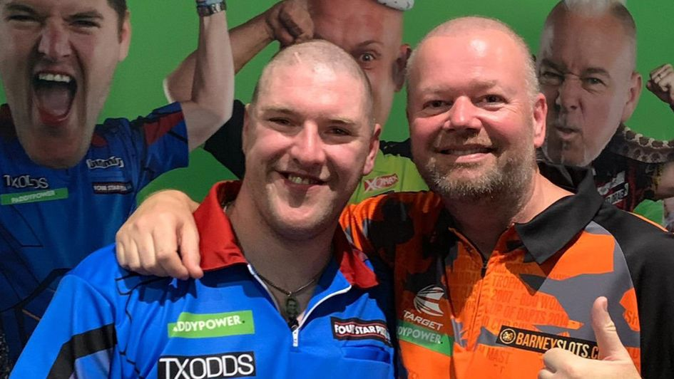 Daryl Gurney has head shaved after raising over £15,000 for the ...