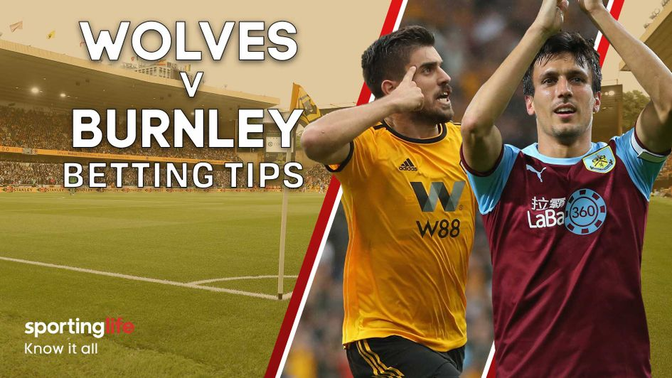 Wolves host Burnley in the Premier League on Sunday
