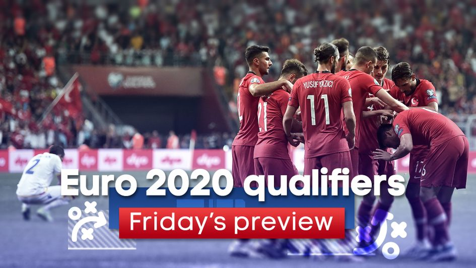 Our best bets and preview for Friday's Euro 2020 action