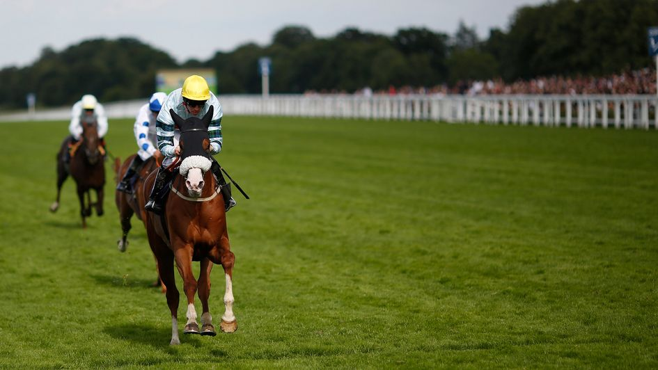 Duretto loves Ascot and remains open to improvement