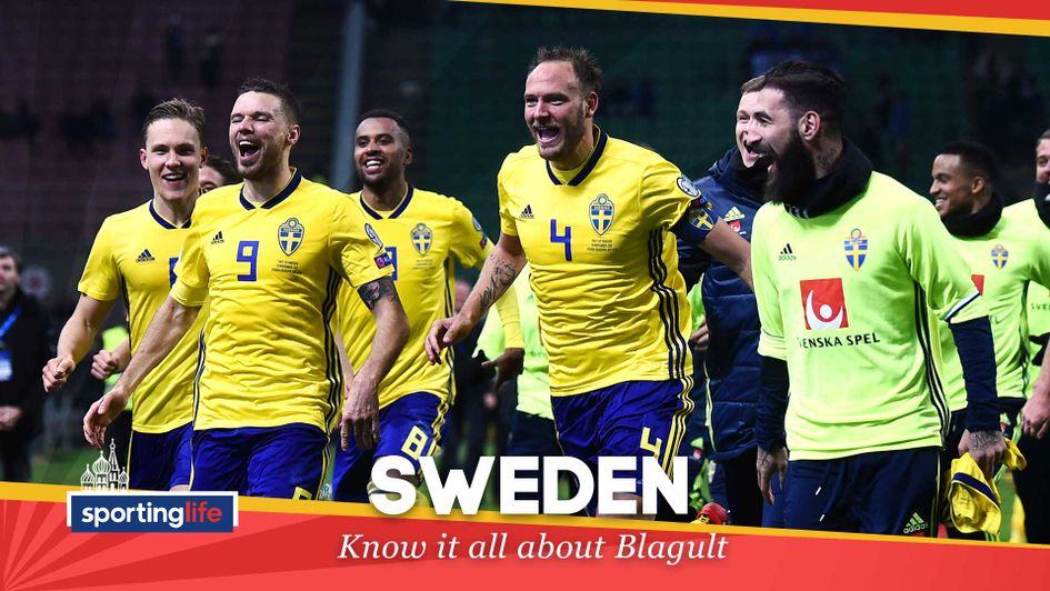 All you need to know about Sweden ahead of the 2018 World Cup