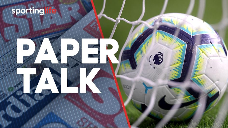 Get all the football gossip from the National Papers