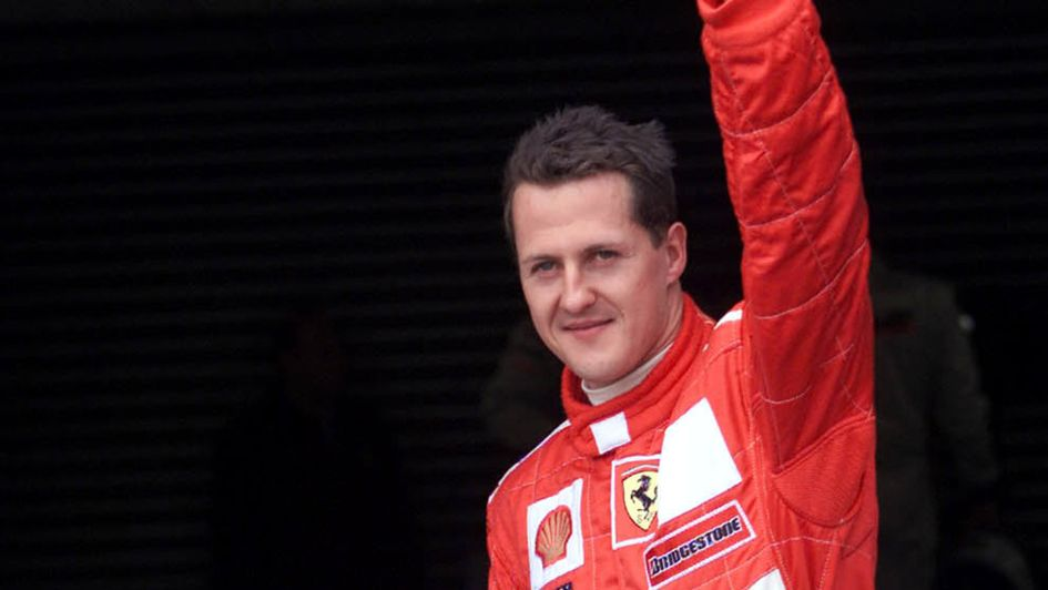 Michael Schumacher: The most decorated star in F1 history