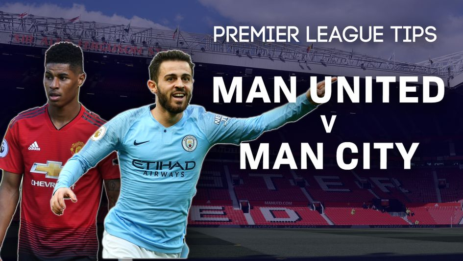 Manchester United v Manchester City betting preview: Free Premier