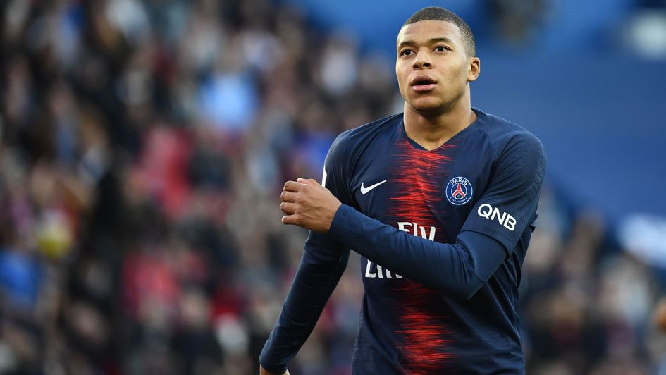 Kylian Mbappe: PSG star has continued his fine form this season