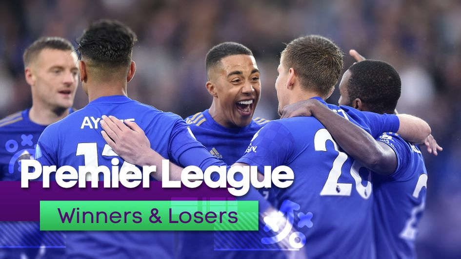 We look at the Premier League winners & losers so far this season