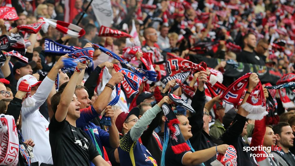 Red Bull Leipzig fans will be hoping for glory in Europe this season