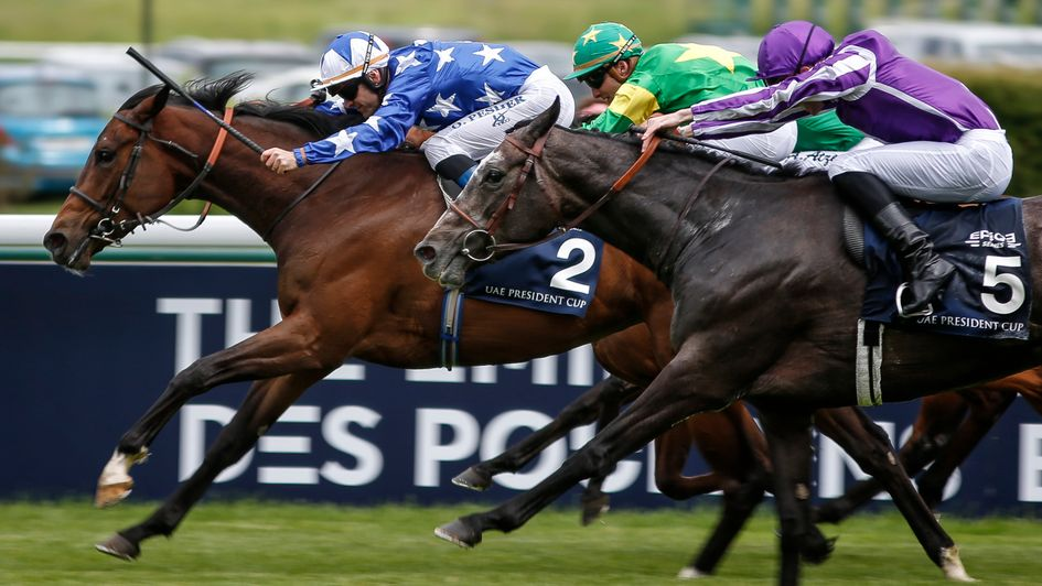 Teppal claims a thrilling French 1000 Guineas