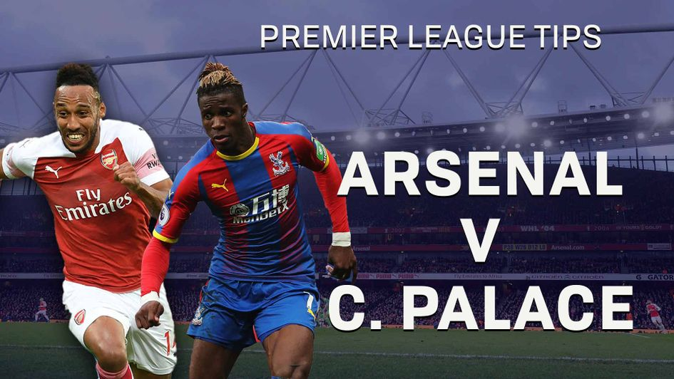 Arsenal v Crystal Palace betting preview: Free tips, predictions and