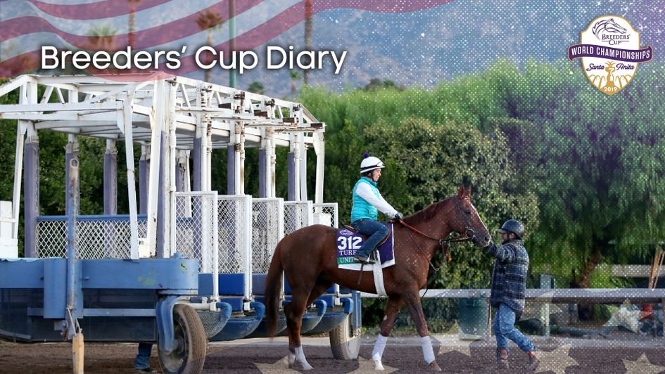 Breeders' Cup guide including full schedule of the races
