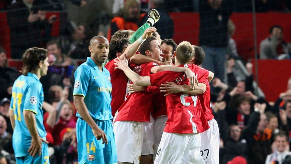 Manchester United V Barcelona A Look At The Previous