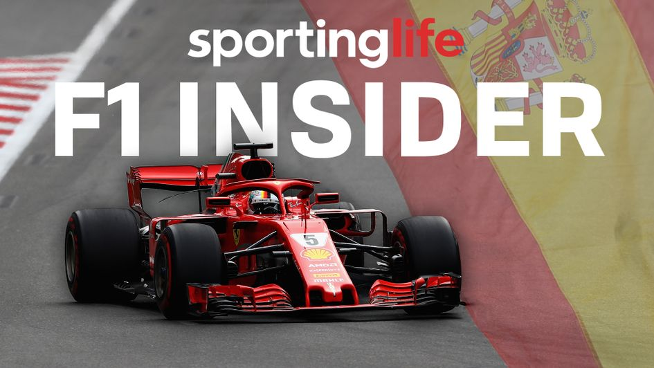 Will Ferrari or Mercedes come out on top in the Spanish Grand Prix?