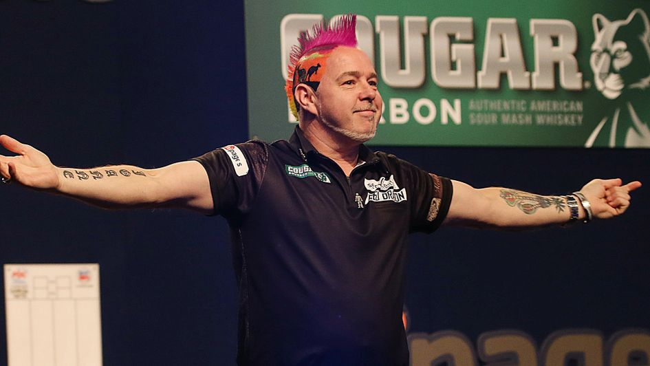 Peter Wright (Picture PDC/Ian Curry)