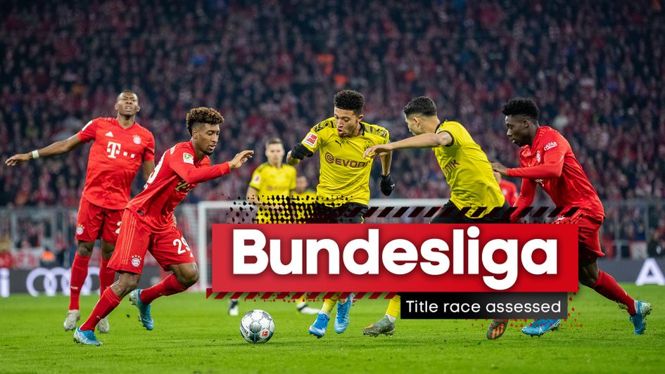 Bundesliga Title Race German Title Chances Assessed For Each Club With Remaining Fixtures And Verdict