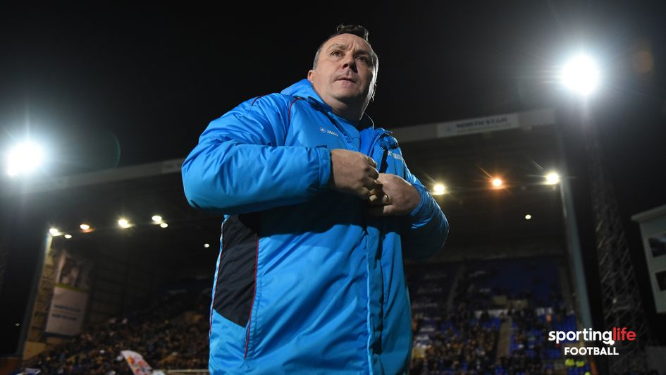 Micky Mellon led Tranmere back to the EFL