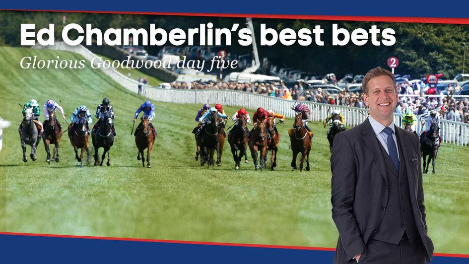 Check out Ed Chamberlin's selections for day five of Glorious Goodwood