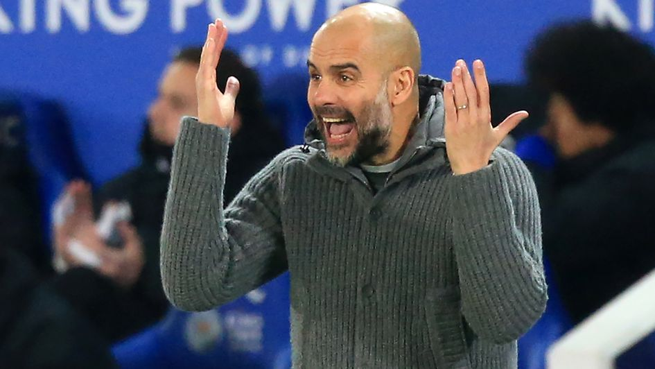 Six of Pep Guardiola's 11 Premier League defeats have come in the month of December.