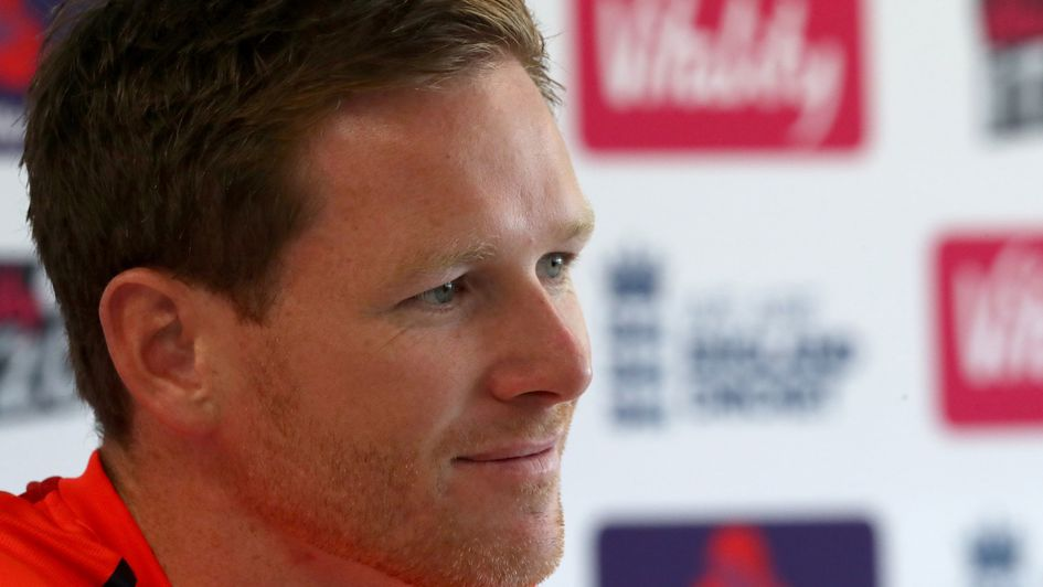 Eoin Morgan - looking to maintain momentum