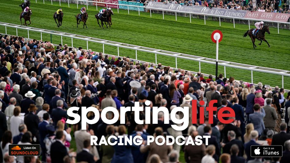 Listen to the Sporting Life Racing Podcast