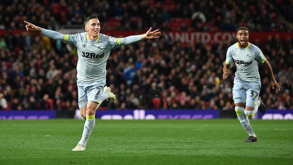 f4e488bc0 Carabao Cup review  Manchester United lose to Derby on penalties ...