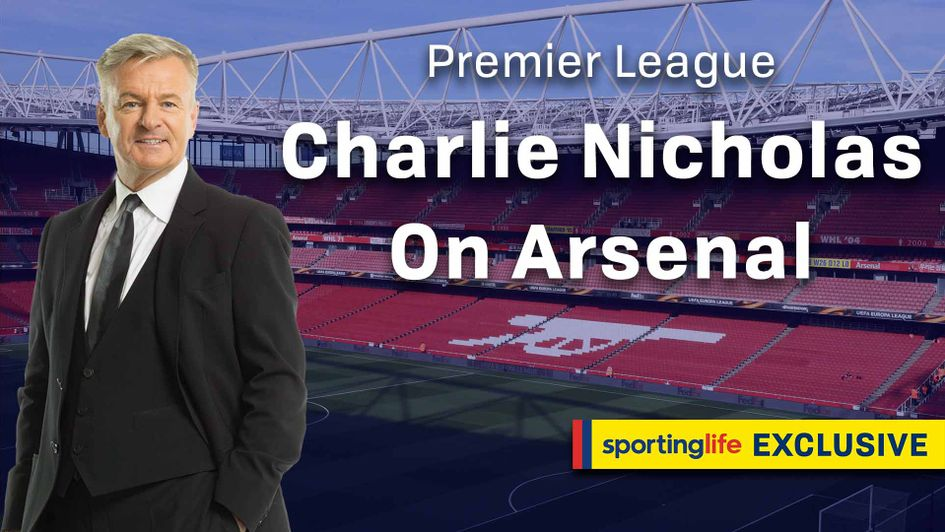Charlie Nicholas gives us his verdict on Arsenal