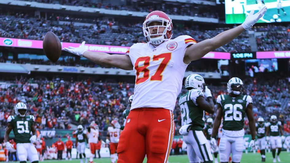 Travis Kelce and Kansas City can see off Oakland