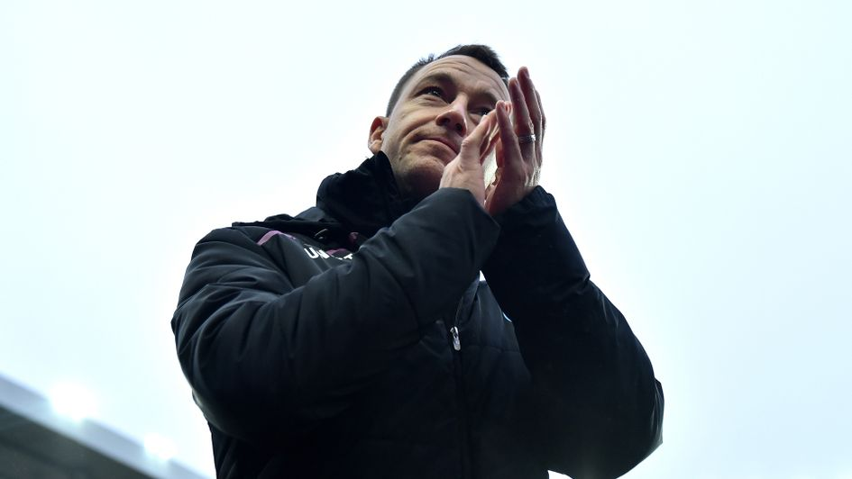 John Terry is Aston Villa's assistant manager