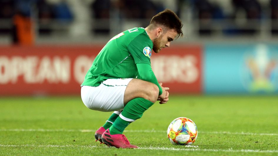 Aaron Connolly reflects after Republic of Ireland's draw with Georgia