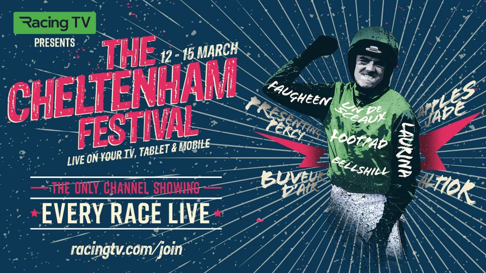 Watch the Cheltenham Festival on Racing TV