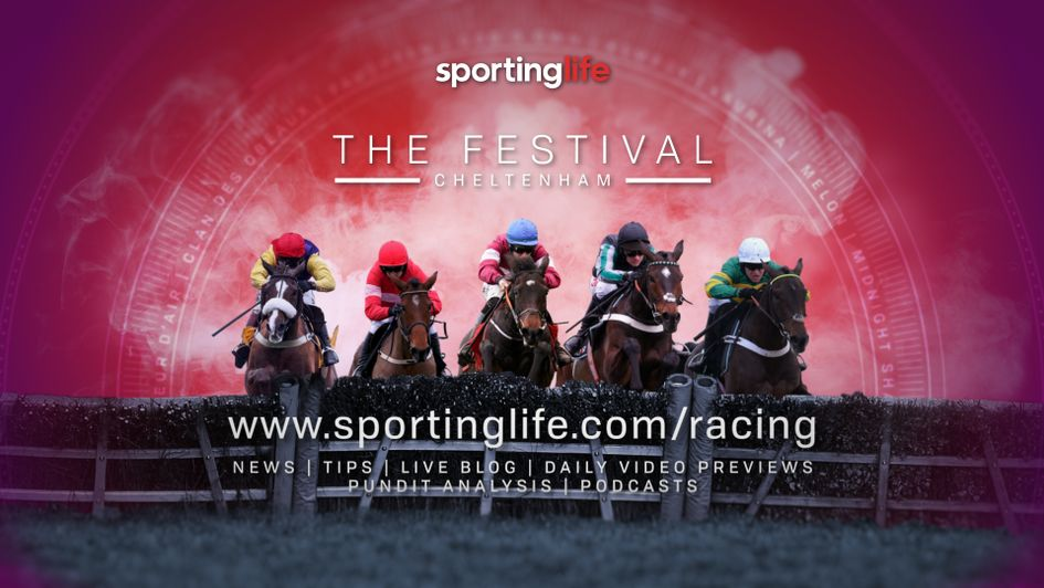 Follow the Cheltenham Festival with Sporting Life